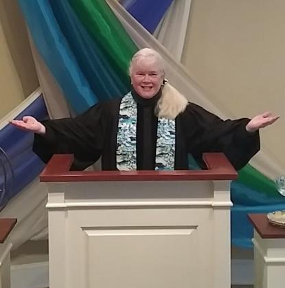 Rev. Lee Anne Washington
